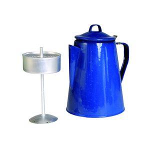 Kaffeekanne Email M.percolator(8 Tassen)
