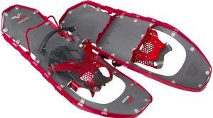 MSR Lightning Ascent Women (2020/21) - Damen-Schneeschuh mit bester Bodenhaftung, Größe:22w (56cm), Farbe:himbeere