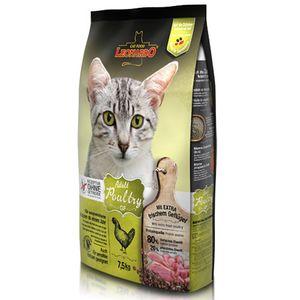 Leonardo Adult Poultry 7,5kg getreidefrei Katzenfutter Grain-Fee 758625