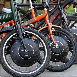 26Zoll 36V 240W Elektrisches Vorderrad Fahrrad-Umbausatz E-Bike Conversion Kit Elektrofahrrad Umbausatz Kit