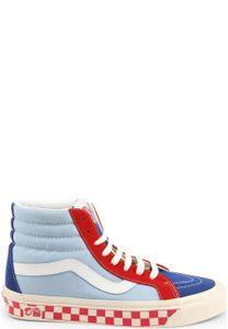 Vans SK8-HI_VN0A38 Uni Blau 115307. Color: Blau, Size: US 4