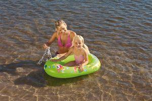Kinderboot / Badeboot Wehncke 95x55x20cm Happy People 77001