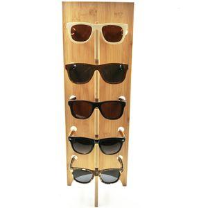 5 Paar Brillenständer 5 Stück Brillenanzeige Halter Brillenregal Brillenaufsteller