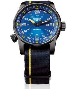 traser H3 107719 Herrenuhr P68 Pathfinder Automatik Blau
