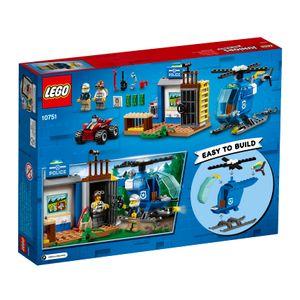 LEGO® Juniors Gebirgspolizei auf Verfolgungsjagd 10751
