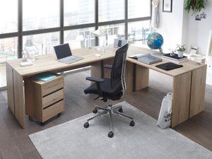 """Winkelkombination Eckschreibtisch Winkelschreibtisch Schreibtisch Büro """"Fiona I"""""""
