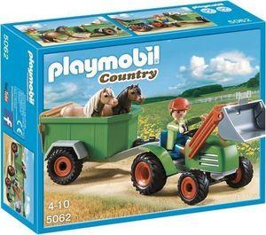 PLAYMOBIL 5062 - Ponytransport