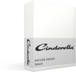 Cinderella Basic Laken Weiß Lakens - 200 x 260 cm