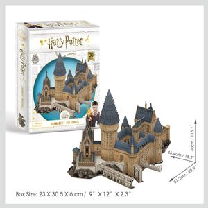 Cubic Fun - 3D Puzzle Harry Potter Hogwarts Great Hall Groß