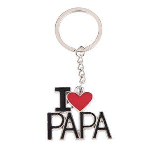 Ich Liebe Papa Letters Charm Anhänger Für