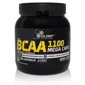 Olimp BCAA 1100 Mega Caps, 300 Kapseln Dose