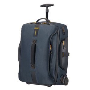 Samsonite Paradiver LIGHT Duffle/WH 55 Backpack, jeans Trolley mit Rucksackfunktion