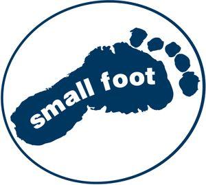 Small Foot Skippyball Smiley gelb 45 cm