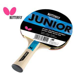 Butterfly Tischtennisschläger Junior - schwarz/weiß