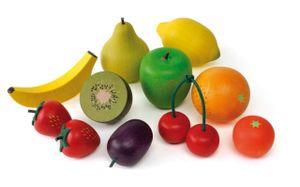 ERZI Logopädiesortierung Obst 1 Stück