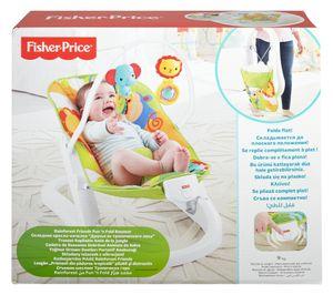 Fisher-Price Rainforest Kompakt-Wippe. CMR20