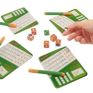 Mattel Games SKIP-BO Würfelspiel, Gesellschaftsspiel, Familienspiel