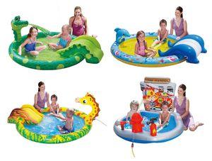 Summer Waves Planschbecken Kinderpool Kinder Pool Becken zur Auswahl, Herstellernummer:ESP_KA0021000000, Design:Firestation