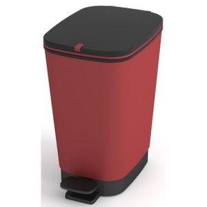 KIS Pedalküchen-Abfallbehälter 35L CHIC Red Paprika