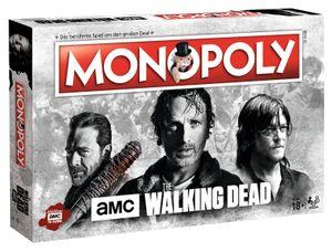 Monopoly The Walking Dead AMC Edition Spiel Gesellschaftsspiel Brettspiel deutsch