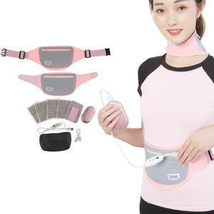 1 Stück Taille Gürtel Elastischer Taillen-Gürtel Bauch--Trainer Gürtel