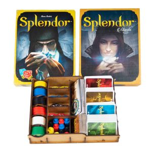 ERA19199 - Einlage: Splendor + Expansion