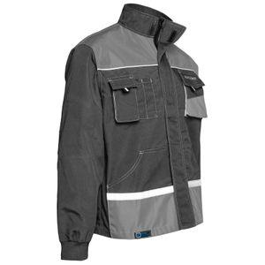 Arbeitskleidung ART.MaSter EUROCLASSIC schwarz/grau Jacke 54