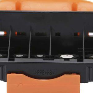 Mllaid QY6?0080 Schwarzer Druckkopf passend für IP4850/ MX892/ IX6550/ 6500/ MG5250/ MG5320 Drucker