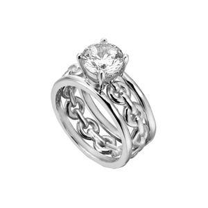 Esprit Ring Ann, Ringgröße:53 (16.9 mm Ø)