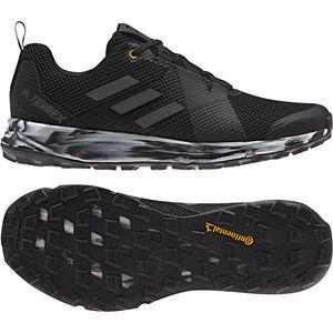 adidas Herren Trekkingschuhe Terrex Two Schwarz/Weiß Schuhe, Größe:43 1/3