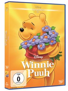 Disney Die Vielen Abenteuer Von Winnie Puuh [DVD]