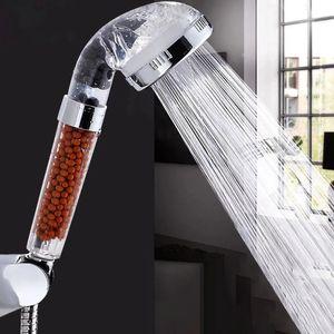 Handbrause Druck Wasserspar Filtration Hochdruck Duschkopf 22.5*8cm