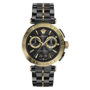 Versace VE1D01620 Aion Herrenuhr Chronograph