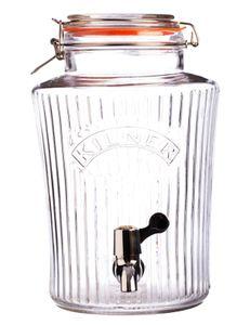 KILNER | VINTAGE Getränkespender in 5 und 8 Liter: 5 LIter