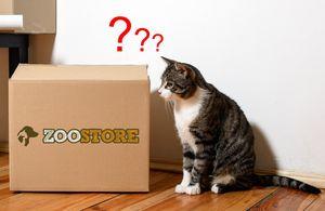 Überraschungsbox Überraschungs-Spielpaket Schatzkiste für alle große Katzen