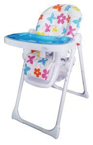Bebestyle Baby Hochstuhl & Kinderhochstuhl – Multifunktionaller Babyhochstuhl, Babystuhl, Kinderstuhl & Kindersitz mit 3 Sitzpositionen HL62FLW