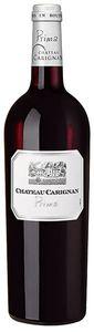 Château Carignan Prima Premieres Côtes de Bordeaux A.C. 2015 (1 x 0.75 l)
