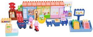 PlayBigg CLOXX Peppa Pig Mr Fox Shop