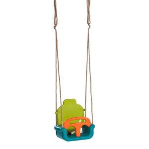 AXI Babysitz Schaukel 3 in 1 für Babys & Kleinkinder | Sitz für Indoor / Outdoor Babyschaukel aus Kunststoff / Plastik | 12 bis 36 Monate