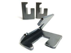 3 x Abstandshalter für Grillplatte Feuerplatte Planchaplatte Ölfass Stahl