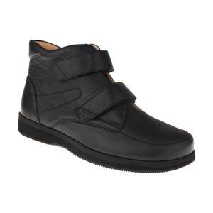 Natural Feet Herren Orthopädie Trondheim | Weite L | für Einlagen Größe: 7, Farbgruppe: schwarz