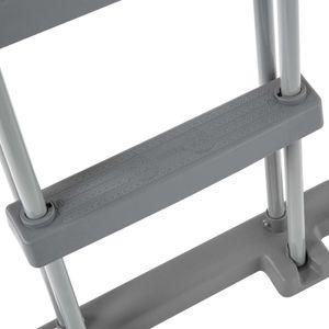 Bestway Steel Pro MAX Swimmingpool-Set Rund 427x107 cm
