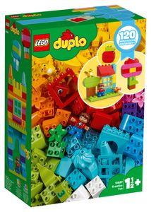 LEGO® duplo 10887 Steinebox Bunter Bauspaß 120 Steine