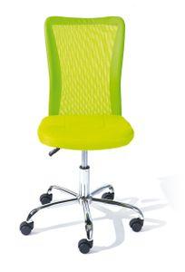 Drehstuhl Kinderstuhl Bürostuhl Bonnie grün Meshbezug
