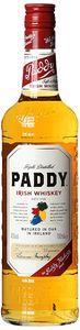 Paddy Irish Whiskey Triple Distilled   40 % vol   0,7 l