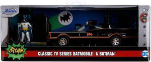 Jada Toys 253213002 - Batman 1966 Classic Batmobile, 1:32