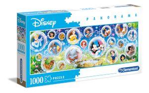 Clementoni puzzle Disney Panorama - Klassische 1000 Teile