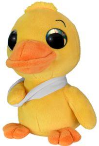 Lumo Stars kuschelige Ente mit Bandage Junior 15 cm Plüsch