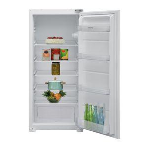 respekta Kühlschrank Einbaukühlschrank Vollraumkühlschrank Vollraum 122 cm