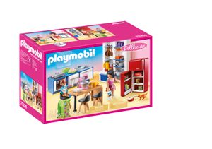 PLAYMOBIL Dollhouse 70206 Familienküche